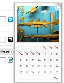 Aeron Calendar
